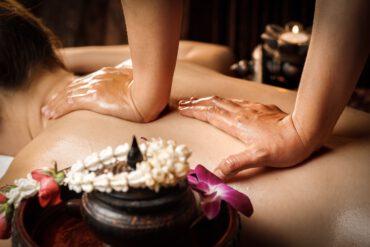 Thaise Traditionele Wellness Massage